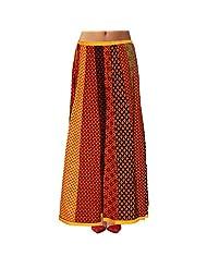 Sttoffa Womens Cotton Skirts -Multi-Colour -Free Size - B00MJO7S96