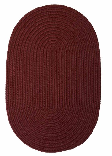 Indoor/Outdoor Rug, 5ft. x 8ft. Oval Corona Stain/Fade Resistant Reversible Carpet