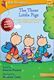 The Three Little Pigs - Childrens Classic books, Bedtime stories; Picture book. Free audio book inside. (Classic Favorites)