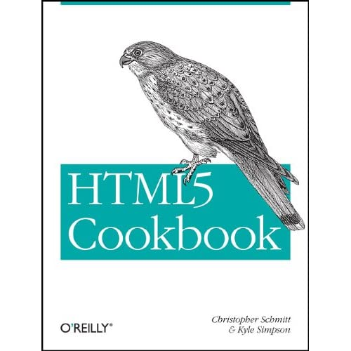 HTML5 Cookbook, O'Reilly