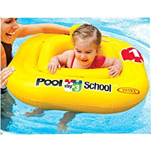 Intex pool school 123 step new for baby swiming aid in - Pool school 123 ...