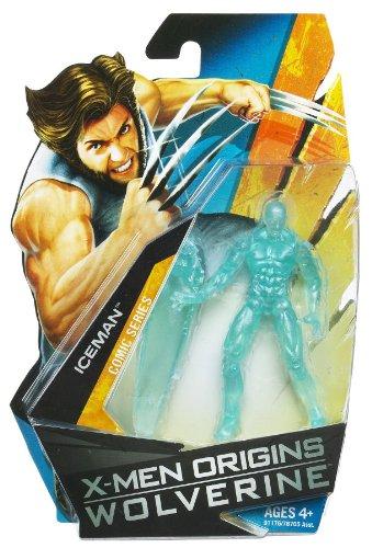 Buy Low Price Hasbro X-Men Origins Wolverine Comic Series 3 3/4 Inch Action Figure Iceman (B00282L4NU)