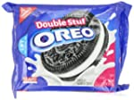 Oreo Double Stuf Sandwich Cookie, 15....