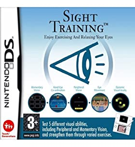 Nintendo DS? Sight Training Game
