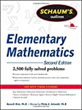 img - for Schaum's Outline of Review of Elementary Mathematics, 2nd Edition (Schaum's Outlines) book / textbook / text book