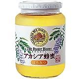 熟成アカシア蜂蜜(ルーマニア産) 1kgビン入
