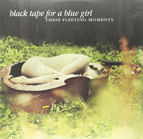 Vinilo : BLACK TAPE FOR A BLUE GIRL - These Fleeting Moments (2 Discos)