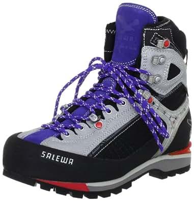 SALEWA  WS RAVEN COMBI GTX (M) Sport Shoes - Outdoors Womens  Black Schwarz (Black/Lilac 902) Size: 2.5 (35 EU)
