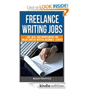 freelance writing opportunity