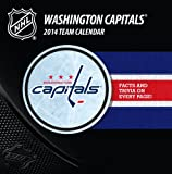 Turner - Perfect Timing 2014 Washington Capitals Box Calendar (8051260)
