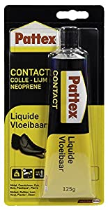 Pattex Colle Contact Liquide Tube 125 g
