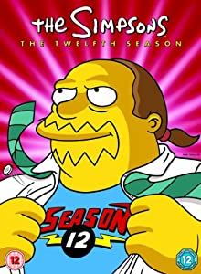 The Simpsons - Season 12 - Complete [DVD]