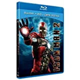 Iron Man 2 - Combo Blu-ray + DVD + Copie digitalepar Robert Downey Jr.