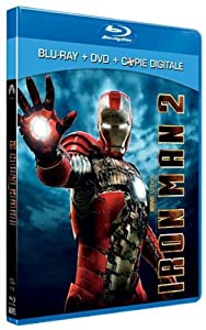 Iron Man 2 [Combo Blu-ray + DVD + Copie digitale]