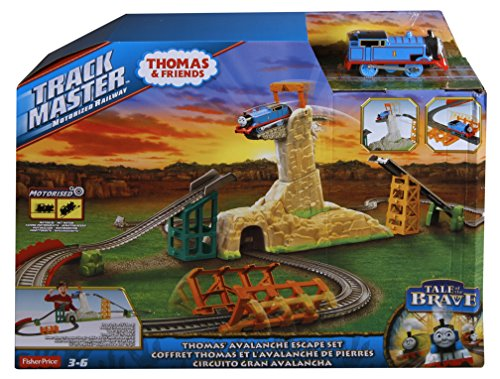 Thomas & Friends - Circuito gran avalancha (Mattel BDP13)