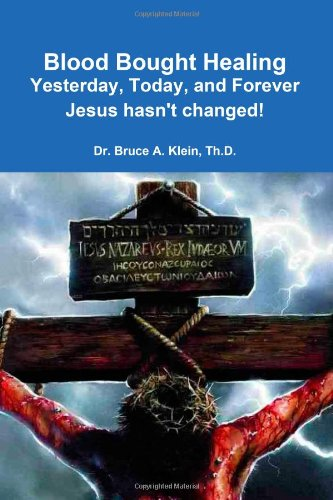 Blood bought healing, yesterday, today, and forever, jesus hasn't changed!