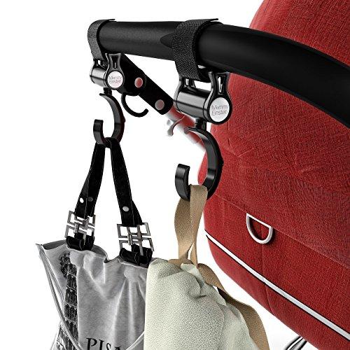 Stroller-Hooks-Baby-Cargo-Stroller-Accessories-Diaper-Bags-Holder-Attachments-2-Pack-by-Mommy-Einsteins
