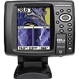 Humminbird 409470-1 600 698ci HD SI Internal GPS/Sonar Combo Fishfinder with Side Imaging (Black)