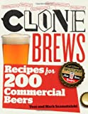 Image of CloneBrews, 2nd Edition: Recipes for 200 Brand-Name Beers
