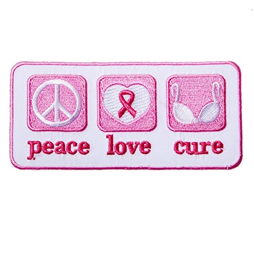 Pink Ribbon Patches