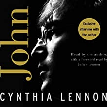 John Audiobook by Cynthia Lennon Narrated by Rosalyn Landor