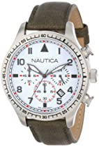Nautica Unisex N16580G BFD 105 Chrono Watch