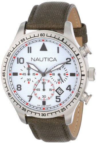 Nautica N16580G - Reloj de pulsera unisex