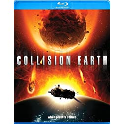 Collision Earth [Blu-ray]