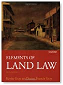 Elements of Land Law