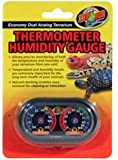 Zoo Med Economy Dual Analog Thermometer/Humidity Gauge