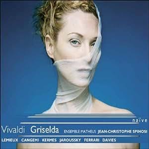 Vivaldi: Griselda (Tesori del Piemonte, Vol. 32)