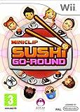 echange, troc Miniclip Sushi Go Round (Wii) [Import anglais]