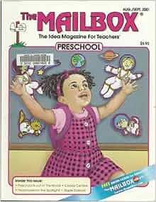 mailbox preschool magazine the mailbox the idea magazine for teachers preschool aug 318