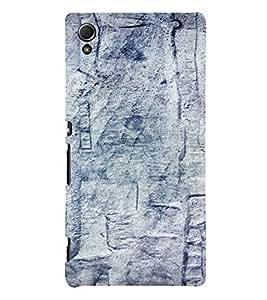 PrintVisa Modern Art Design 3D Hard Polycarbonate Designer Back Case Cover for Sony Xperia Z4