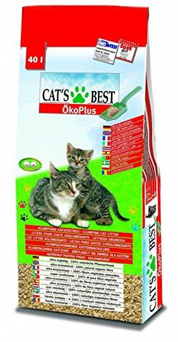 Cats-Best-28441-ko-Plus-Katzenstreu-40-Liter