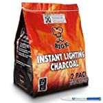 2 Pack (X2, 1KG bags) of Instant Ligh...