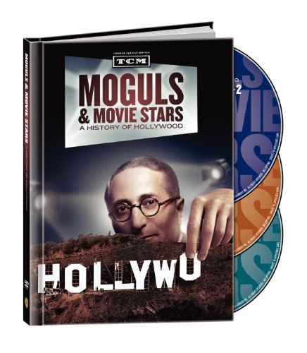 Cover art for  Moguls & Movie Stars: A History of Hollywood