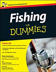 Fishing For Dummies Uk Edition by John Wiley & Sons