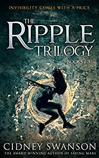 The Ripple Trilogy: Books 1-3 Of The Ripple Series by Cidney Swanson ebook deal