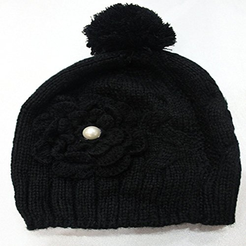 Final Bliss Women's Winter Wool Thick hats(C1) (How To Wear A Santa Hat)