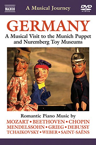 Germany: Puppet and Toy Museums