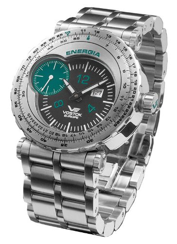 Vostok europe energia green best watches online for Vostok europe watches