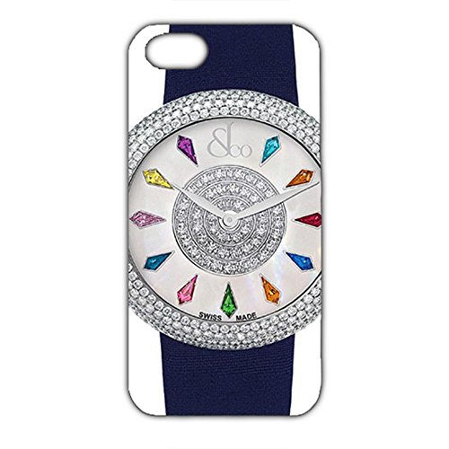 jacob-co-watches-ladies-collection-customized-thin-durrable-plastic-3d-case-cover-l6m045-for-iphone-