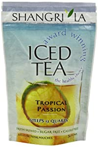 Shangri La Tea Company Iced Tea, 6 Count
