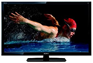 Sony BRAVIA XBR Series KDL-46XBR9 46-Inch 1080p 240Hz LCD HDTV, Black (2009 Model)