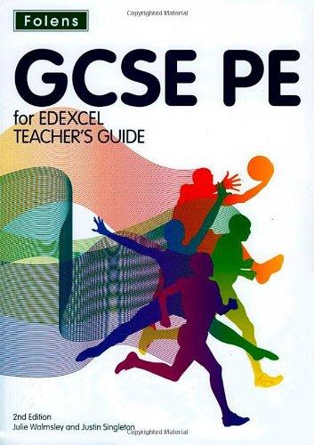 GCSE PE for Edexcel: Teacher's Guide & CD-ROM (Folens GCSE PE)