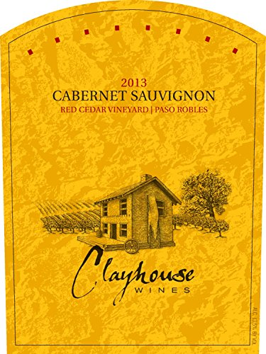 2013 Clayhouse Vineyard Cabernet Sauvignon 750Ml