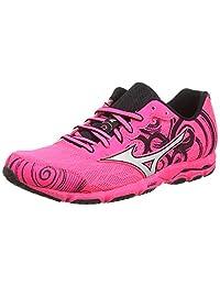 Mizuno Wave Hitogami 2 Woman Black-Pink Shoes 2015