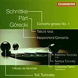 Harpsichord Cto / Tabula Rasa / Cto Grosso 1
