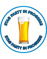 Stag Party Stickers